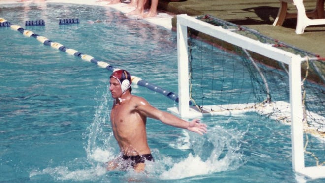 After a standout high school career in swimming and water polo at Oxnard and Ventura, Mark Cleavenger was a goalie at UC Santa Barbara after playing for Ventura College. He will be one of five inductees into the Ventura County Sports Hall of Fame during a banquet Sunday night.