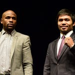 Las Vegas: Mayweather/Pacquaio fight means rooms are going fast