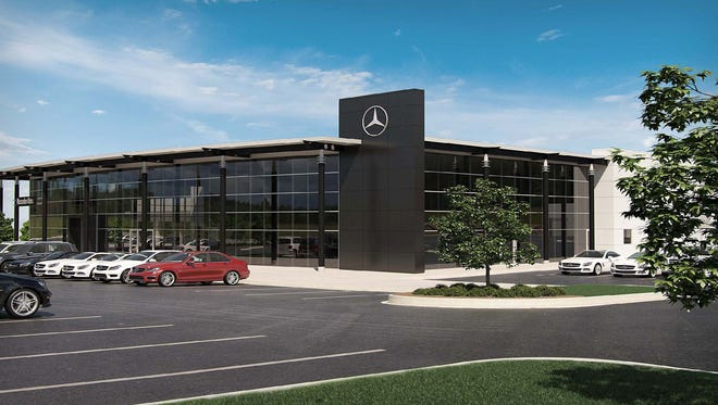 David Eve of Redline Design Group, a Mercedes-Benz-certified Autohaus architect, is designing the new Mercedes-Benz of Jackson. The new location in Ridgeland is expected to open in fall 2017.