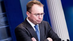 White House budget director Mick Mulvaney discusses