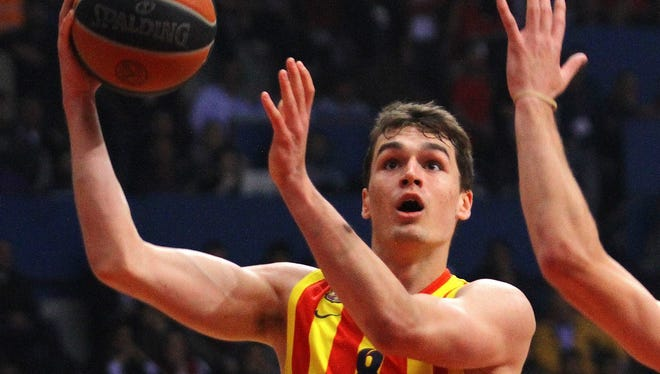 ESPN's Chad Ford thinks Mario Hezonja has the skills to be a star in the NBA.