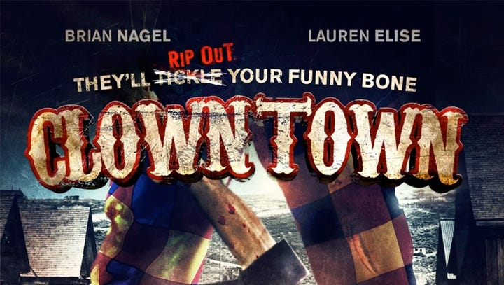 Lexington grads work together in 'Clowntown' slasher movie