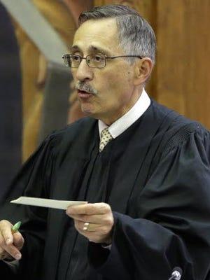 Judge John DiMotto