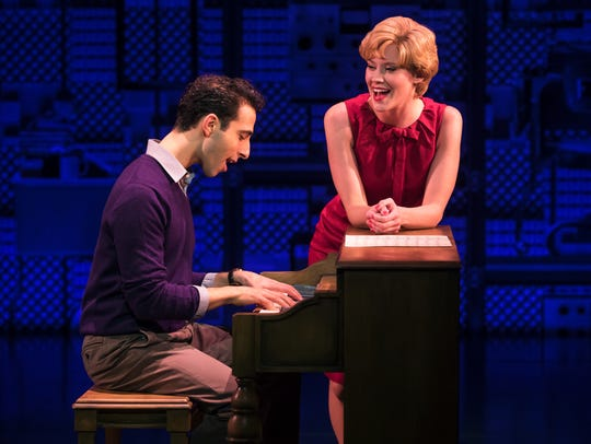 """Starring in the national tour of """"Beautiful: The Carole"""