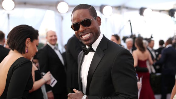 Well, hello there, Sterling K. Brown.