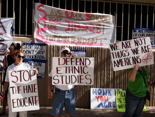 Ethnic studies ban doesn't belong in federal court
