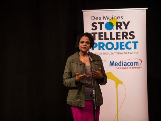 Christina Fernandez-Morrow tells her story, Of loss