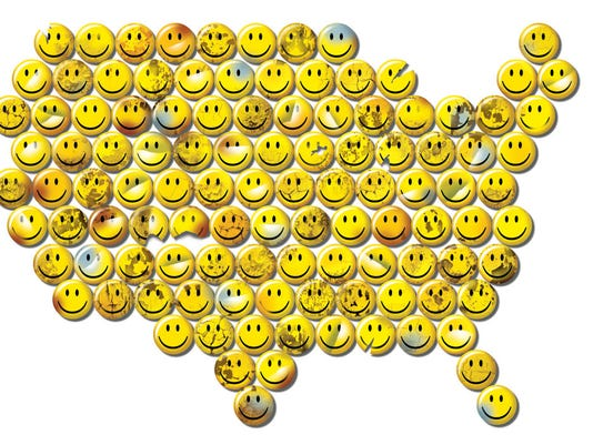 Gallup ranks best and worst cities for well-being