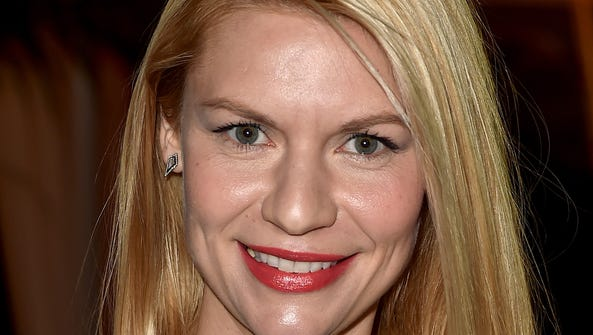 Actress Claire Danes attends the 16th Annual AFI Awards