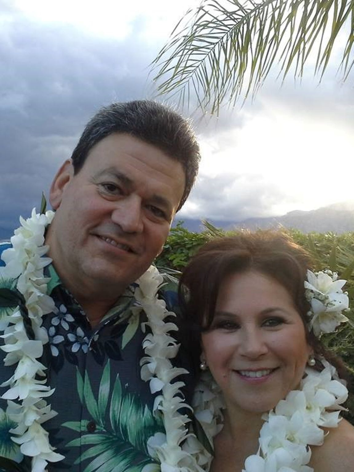 Steve and Annette Dominguez of Cathedral City