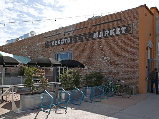 Celebrate the one-year anniversary of the downtown Phoenix food hall, DeSoto Central Market, with a Southern-style crawfish boil.