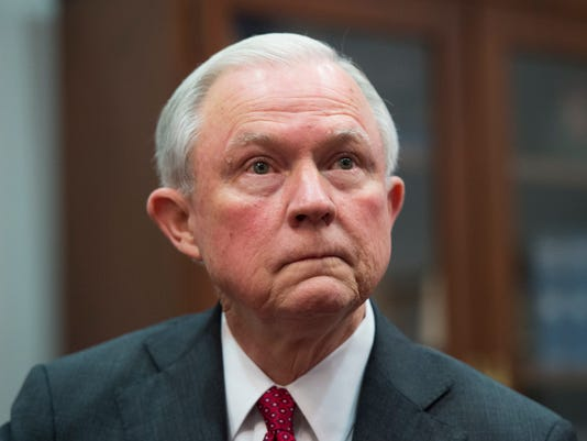 AP SESSIONS PROTEST A FILE USA DC