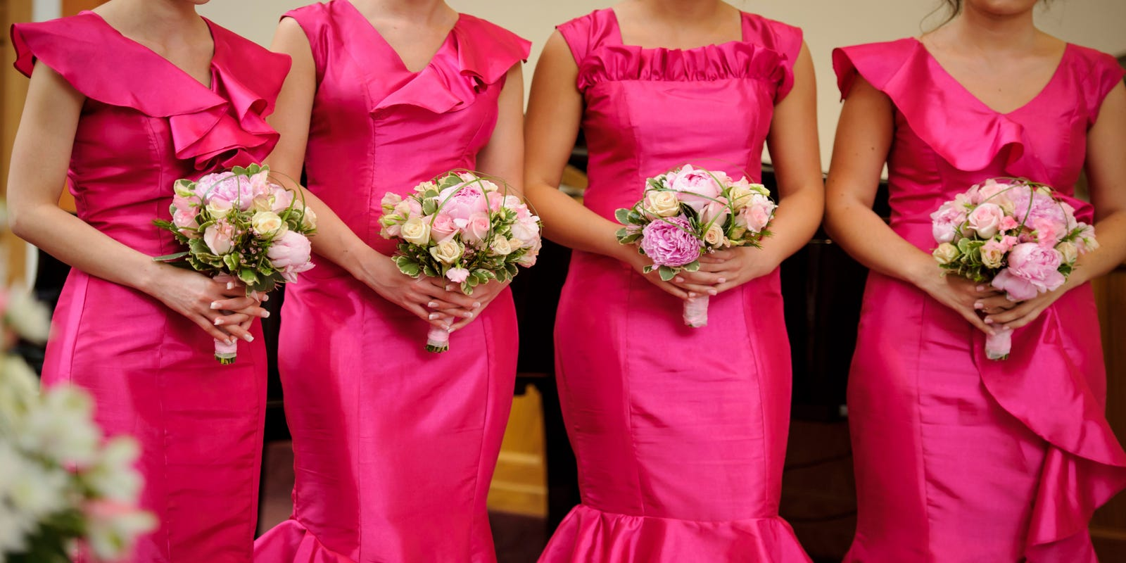 Young Money: Wedding etiquette extends to finances, too