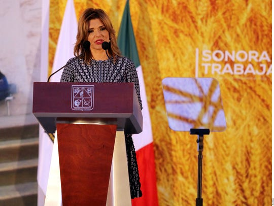 La Gobernadora de Sonora, Claudia Pavlovich, advirtió
