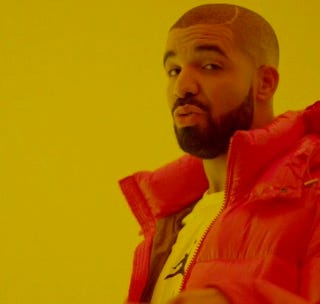 635809555379502007 Screen Shot 2015 10 20 at 4.31.50 PM the best 'hotline bling' drake memes, from a to z