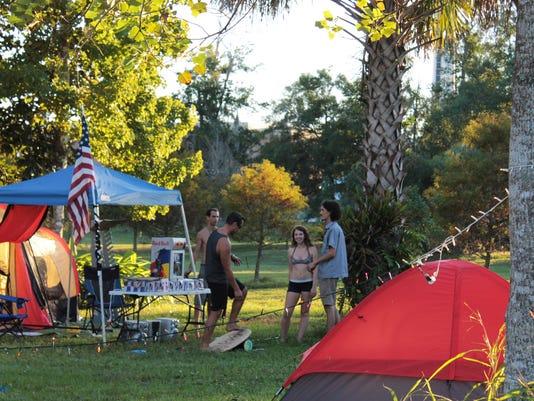 Tent City 2015