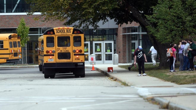 Spaulding High School students are dismissed Friday morning due to a confirmed conronavirus case in Rochester school.