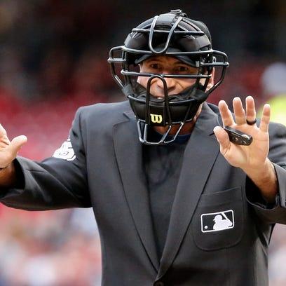 Umpire Hernandez: MLB discrimination lawsuit should stay in Ohio