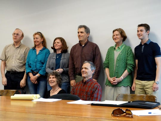 The Shelburne Natural Resources and Conservation Committee