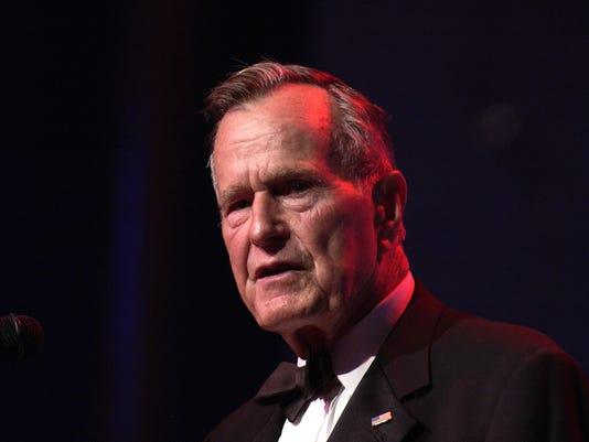 George H.W. Bush Passes Away