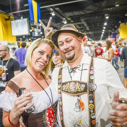 The Great American Beer Festival (or GABF) is a three-day annual event hosted by the Brewers Association in Denver, Colorado.