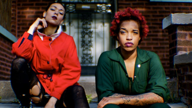 Rapper Chicks will perform as part of the Chreece festival on Aug. 27 in Fountain Square.