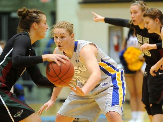 SDSU vs. Green Bay Phoenix - Women's basketball