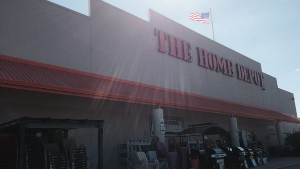The Home Depot is doing a major hiring push.
