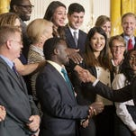 White House promotes diversity at Demo Day