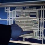 NextGen air traffic control system.