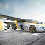 Would you pay $1.3 million for a flying car?