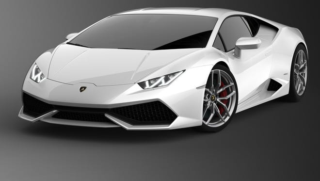 Lamborghini Huracan replaces the Gallardo, its most successful supercar ever. Deliveries start in the spring
