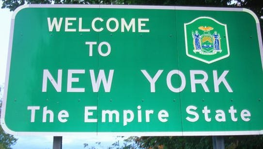 Voters can't seem to agree on where upstate New York's