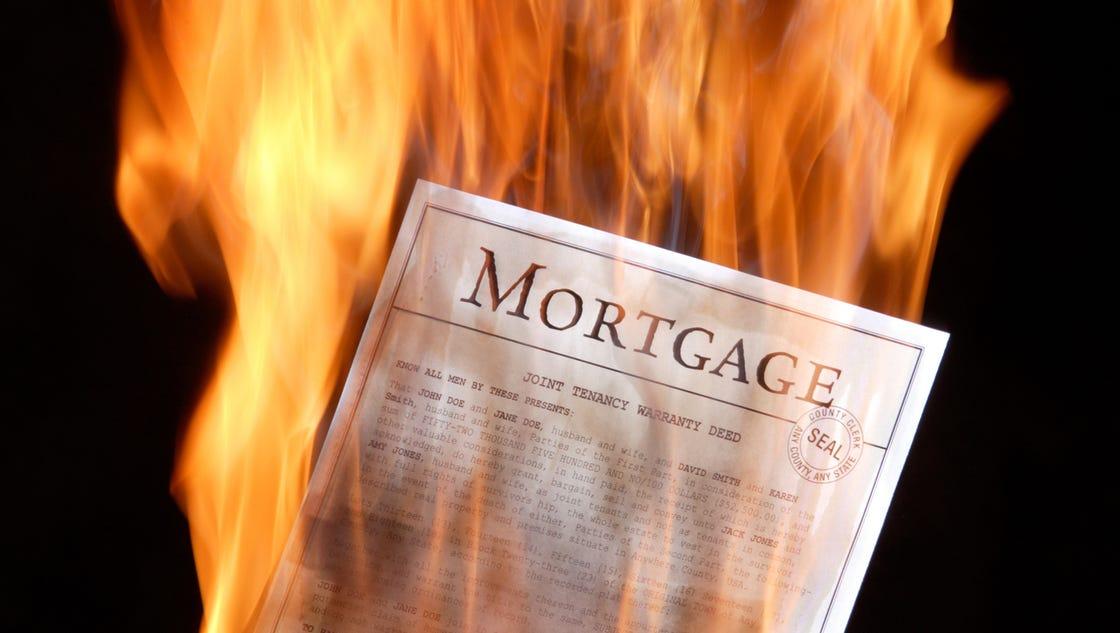 Elmira Church Plans Mortgage Burning Ceremony