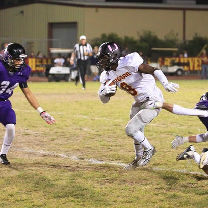 Football: Tribe aiming to extend 5-game win streak