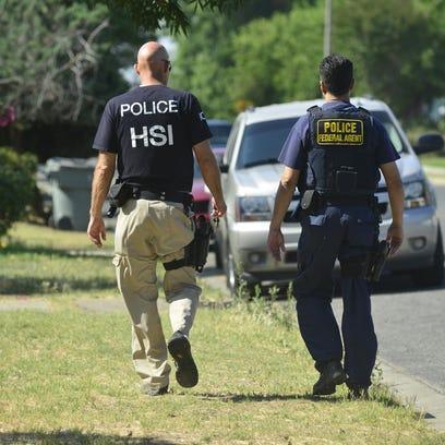 Local law enforcement won't do immigration enforcement