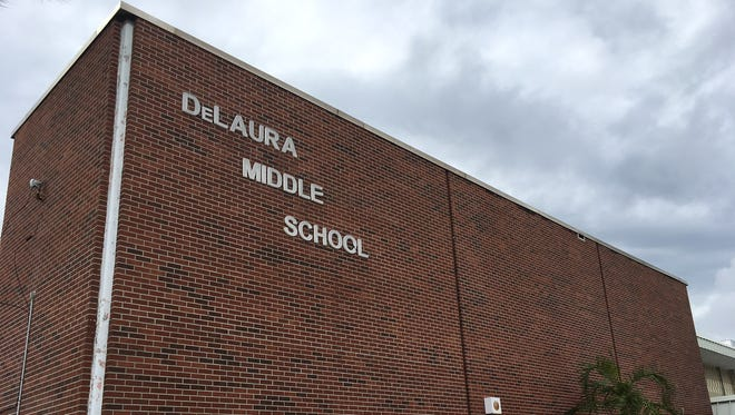 DeLaura Middle School in Satellite Beach