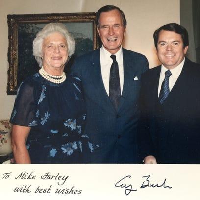 'Just a great, dignified lady': Arizonans share memories of Barbara Bush