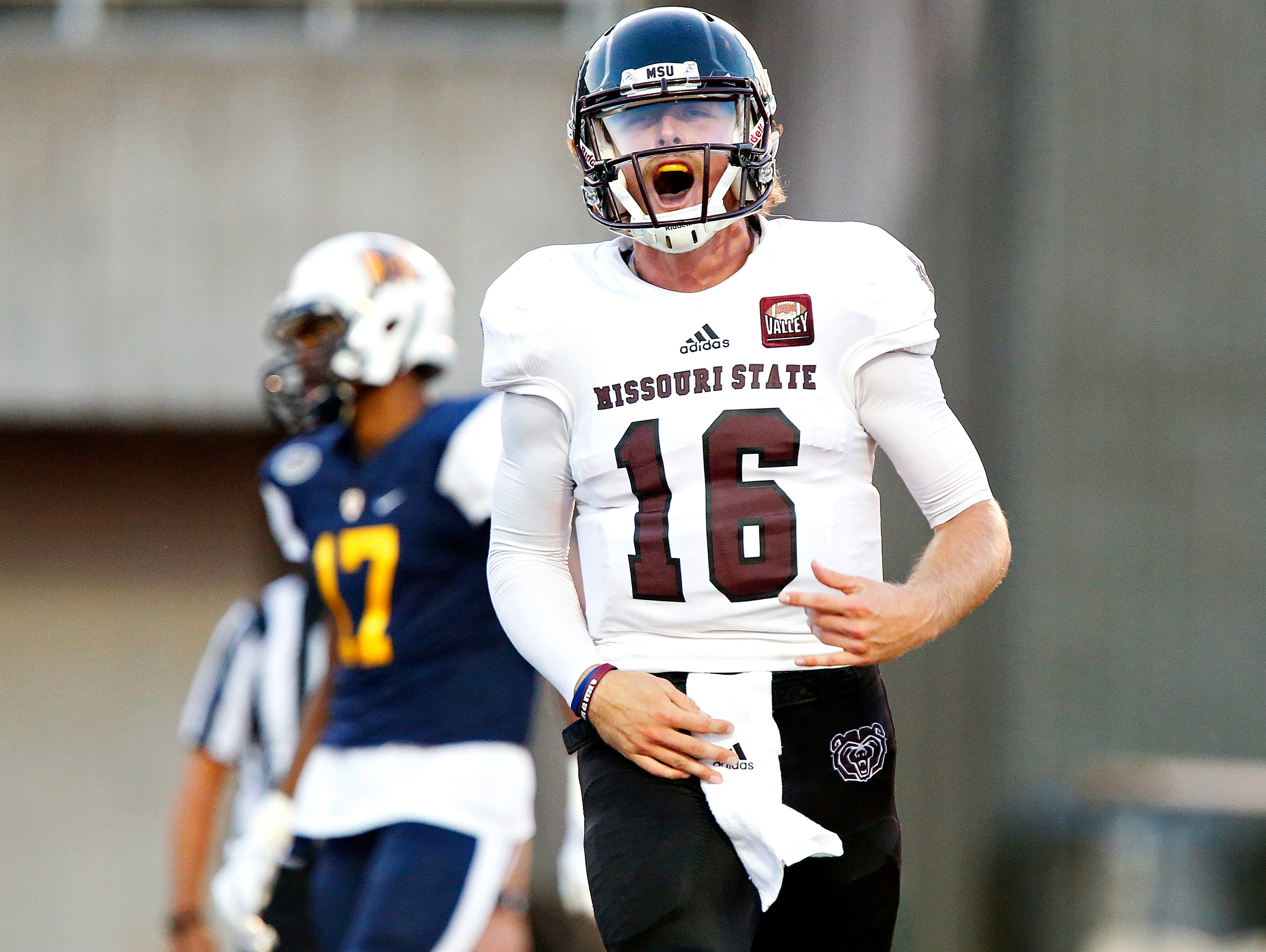 Breck Ruddick will be eligible to return to game action for the Missouri State football team in 2017.