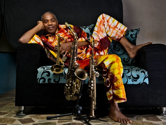 Femi Kuti & the Postitive Force play Wednesday at Higher