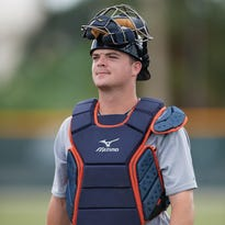 MLB.com ranks Tigers' Rogers 5th-best catching prospect