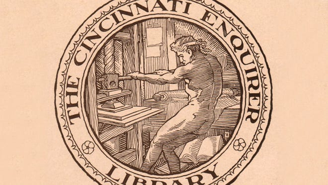Cincinnati Enquirer Library Seal