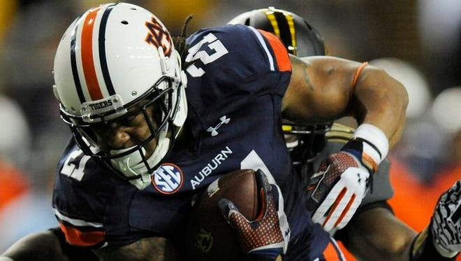 Having to wait until the third round, Tre Mason was the fifth running back taken in the 2014 NFL draft.