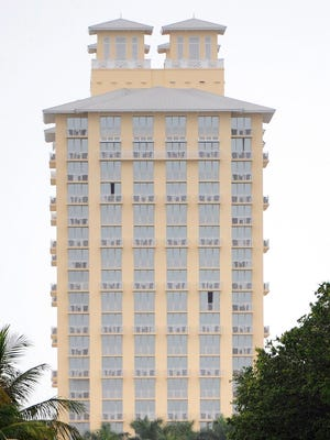 The Hyatt Regency Coconut Point Resort & Spa is seen on Coconut Road July 18, 2013, in Bonita Springs.