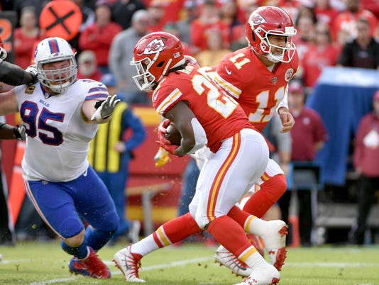 NFL: Buffalo Bills at Kansas City Chiefs