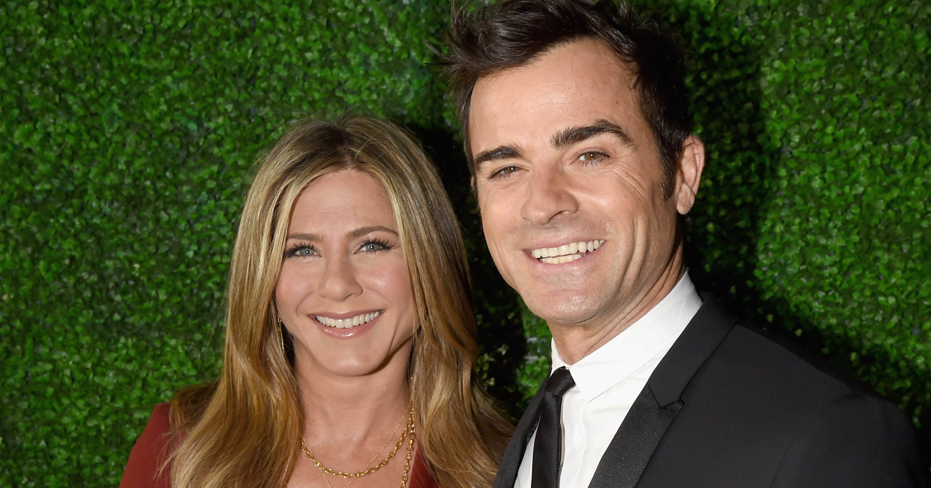 Reports: Jennifer Aniston Is Married