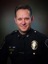 West Lafayette Police Chief Jason Dombkowski