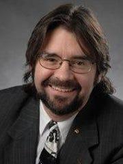 Professor Robert LaDuca of the Lyman Briggs College
