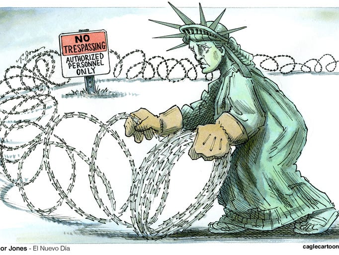 editorial immigration The sensible side of trump knows most of the 11 million are hardworking people who contribute to their communities and the american economy.