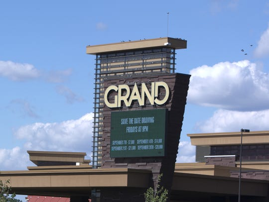 Indiana Grand Racing and Casino in Shelbyville.